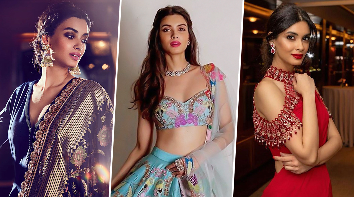Diana Penty Birthday: Sexy, Stylish and Sassy, Here's a Look at the Diva's Ultra-Glam Style File! (View Pics)