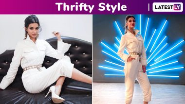 Thrifty Style: Diana Penty Goes Classy but Edgy in an INR 4,890 Boiler Suit!