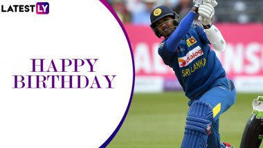 Happy Birthday Dinesh Chandimal: A Look at 5 Best Performances from Sri Lanka Wicket-Keeper Batsman