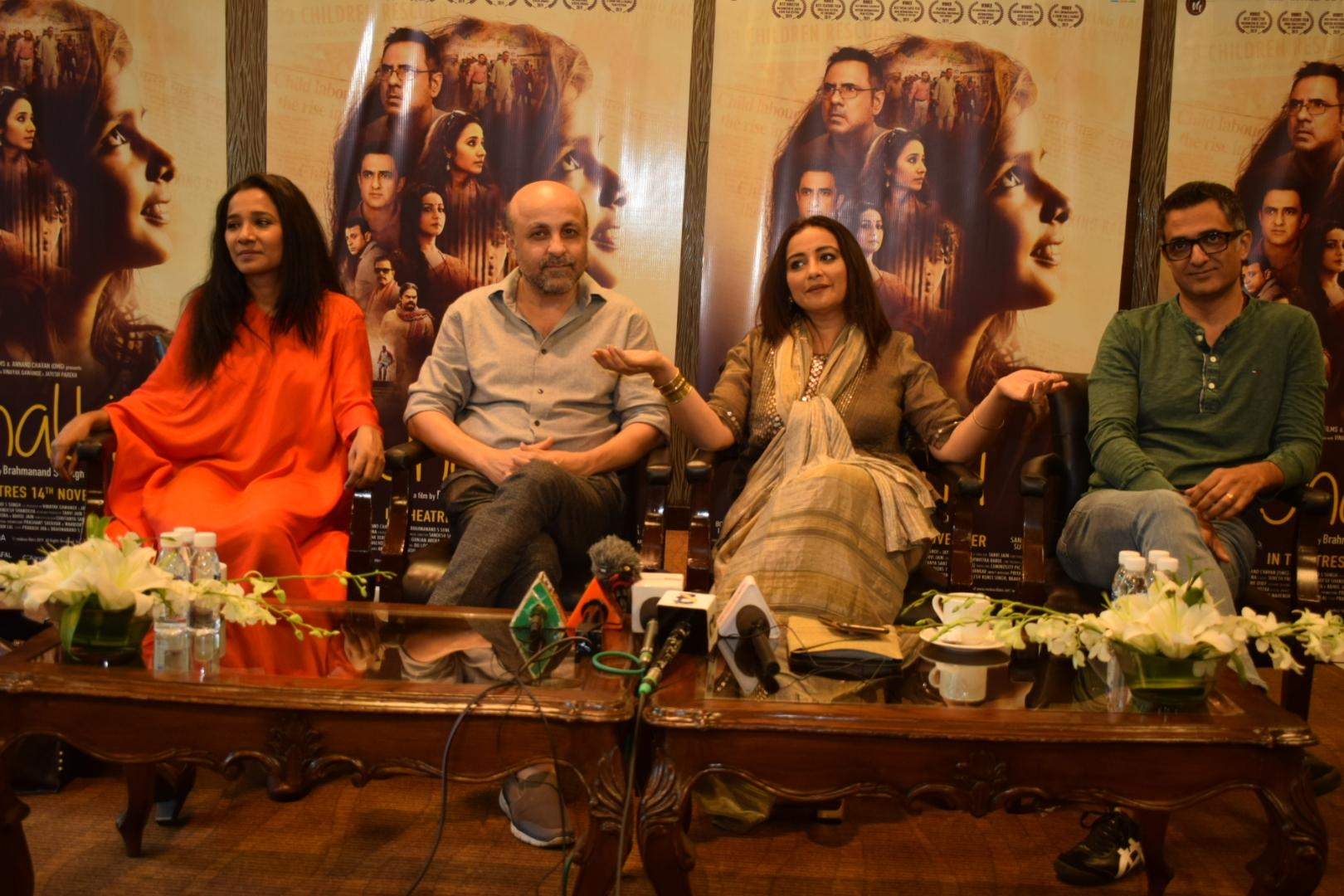 Sanjay Suri Says Hope 'Jhalki' Starts a Discussion on Child Labour