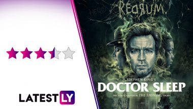 Doctor Sleep Movie Review: Ewan McGregor And Rebecca Ferguson 'Shine' In The Shining Sequel While Mike Flanagan Tries To Ape Stanley Kubrick!