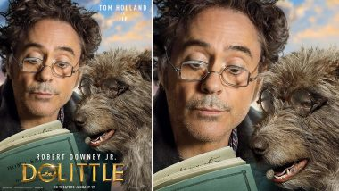 Dolittle Posters: Robert Downey Jr Joins Hands with Tom Holland, Selena Gomez, John Cena and others in His Next Release