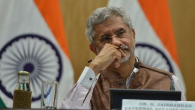 Coronavirus Outbreak: India Extended Offer of Evacuating People from Wuhan to All Its Neighbours, Says EAM S Jaishankar