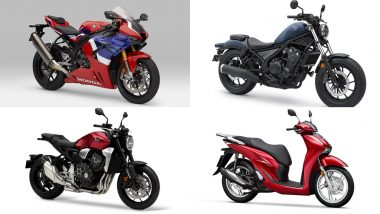 EICMA 2019: Honda Officially Revealed 2020 CBR1000RR-R Fireblade, CRF1100L Africa Twin & CB1000R At Milan Motor Show