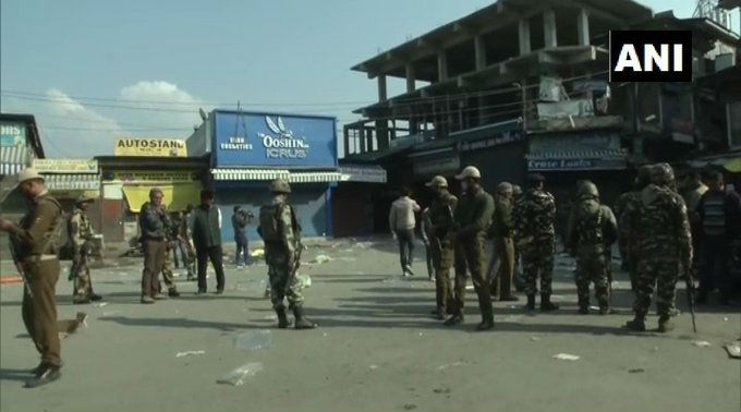 Jammu and Kashmir: Local Terrorist Tasked with Throwing Grenades at Busy Markets, Arrested in Sopore