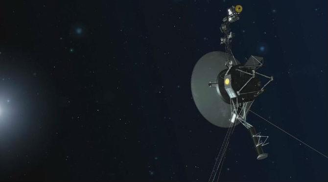 NASA's Voyager 2 Becomes Second Spacecraft to Reach Interstellar Space