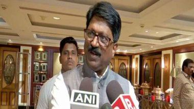 Maharashtra Political Crisis: Shiv Sena Minister Arvind Sawant Announces Decision to Quit NDA Government