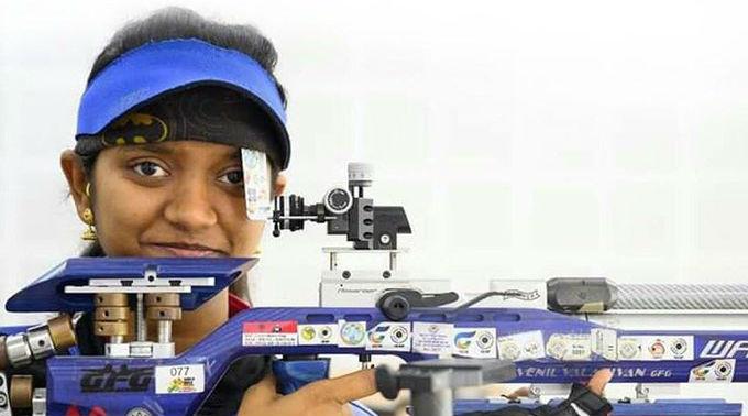 ISSF World Cup Final 2019: After Manu Bhaker, Elavenil Valarivan, Divyansh Singh Panwar Win 10m Air Rifle Golds