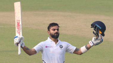 Virat Kohli First India Pink-Ball Centurion: Twitterati Lauds Indian Skipper for His Marvellous Efforts
