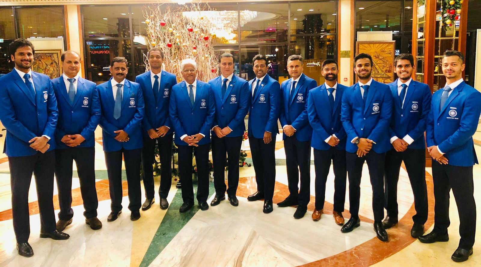 India vs Pakistan Davis Cup 2019 Match Result: Ramkumar Ramanathan, Sumit Nagal Thrash Pak as IND Lead 2-0