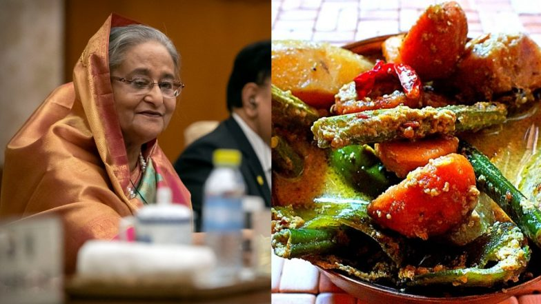 Eden Gardens to Have a Spread For Bangladesh PM Sheikh Hasina; From Shukto to Bhetki Paturi, 50 Dishes on Menu!