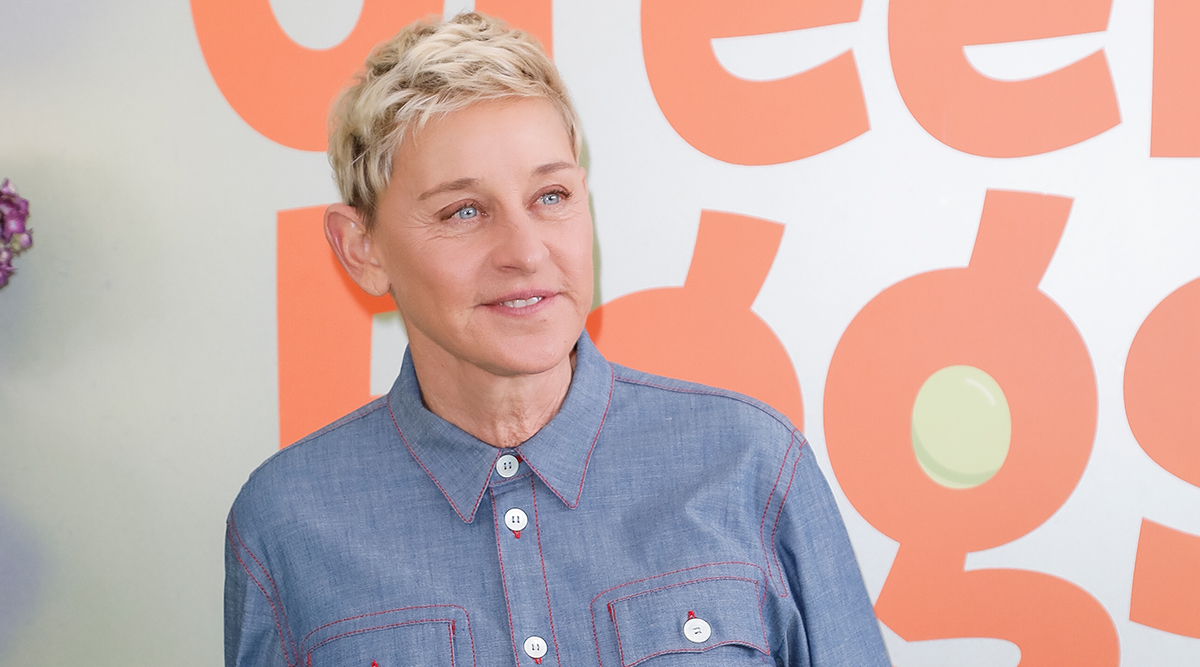 Ellen DeGeneres to Receive Carol Burnett Award at 77th Golden Globes