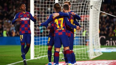 LEG vs BAR Dream11 Prediction in La Liga 2019–20: Tips to Pick Best Team for Leganes vs FC Barcelona, La Liga Football Match