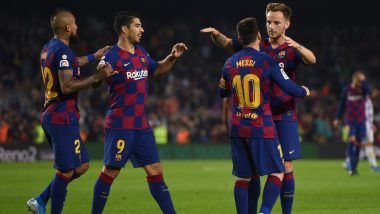 Atletico Madrid vs FC Barcelona, La Liga 2019-20 Free Live Streaming Online & Match Time in IST: How to Get Live Telecast on TV & Football Score Updates in India?