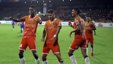 FC Goa vs Kerala Blasters FC ISL 2019–20 Live Streaming on Hotstar: Check Live Football Score, Watch Free Telecast of FCG vs KBFC in Indian Super League 6 on TV and Online