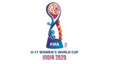FIFA U-17 Women's World Cup India 2020 Official Emblem Unveiled by Kiren Rijiju, Praful Patel
