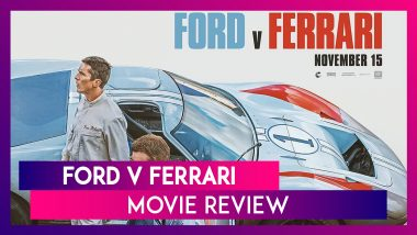 Ford V Ferrari Movie Review: Chrisitian Bale, Matt Damon Engage In An Exhilarating Ride