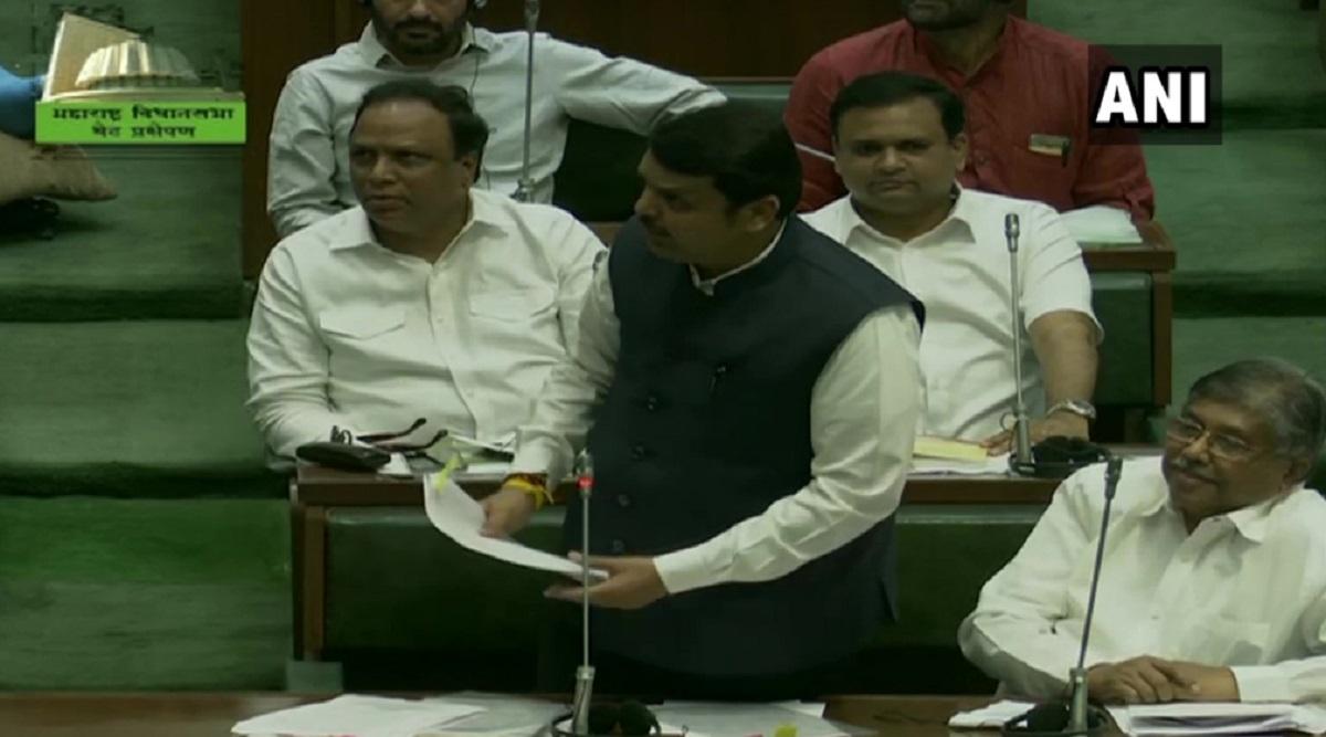Devendra Fadnavis Elected Leader of Opposition in Maharashtra Assembly