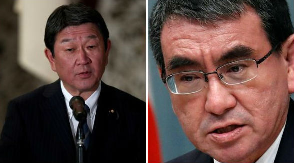 Japan's Defence, Foreign Affairs Ministers to Arrive in India Tomorrow for 2+2 Dialogue