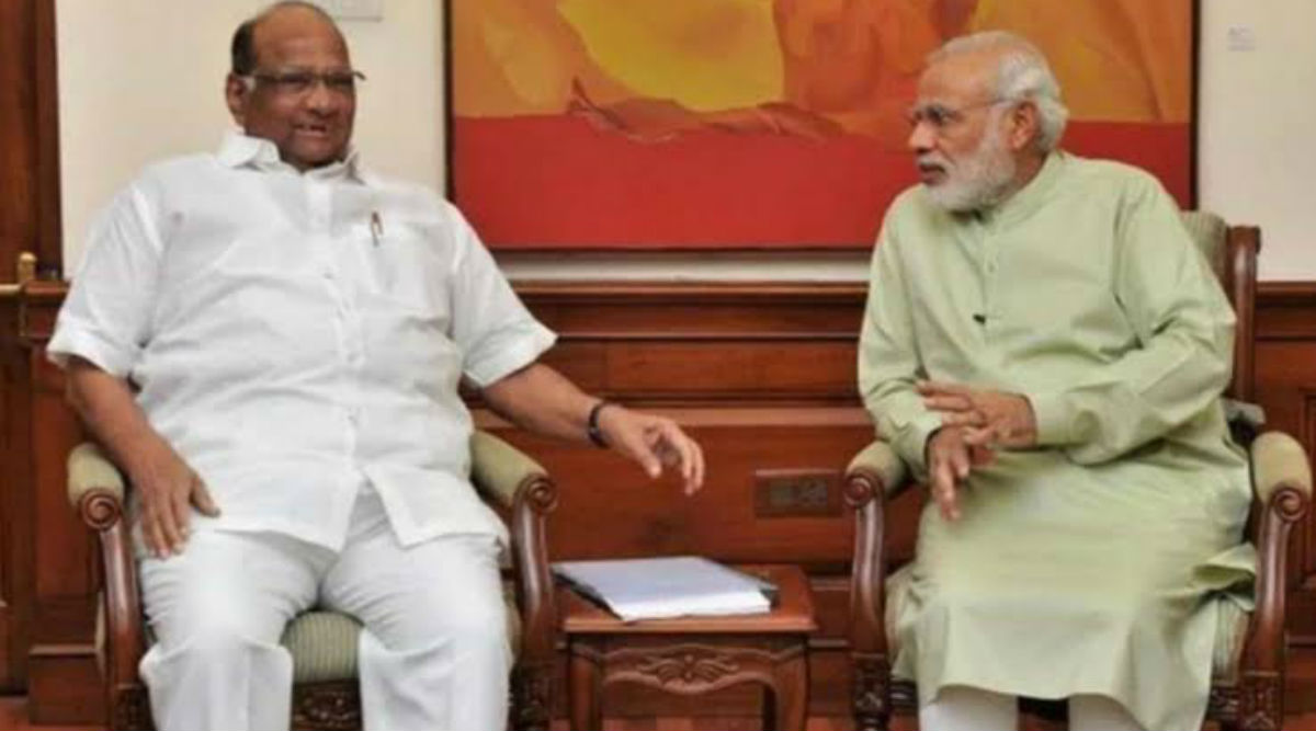 PM Narendra Modi Wanted Me to Work With Him But I Refused, Says Sharad Pawar