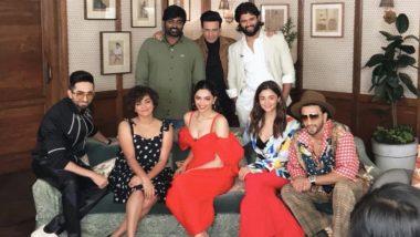 Deepika Padukone, Vijay Deverakonda, Ranveer Singh, Vijay Sethupathi and More Get Captured In One Frame and We're Damn Excited! (View Pics)