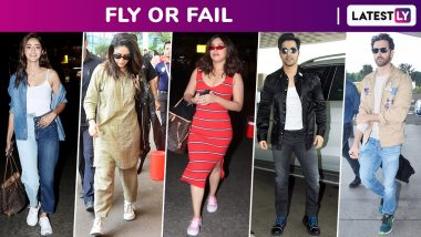 Fly or Fail: Kareena Kapoor Khan, Hrithik Roshan, Ananya Panday, Bhumi Pednekar and Varun Dhawan Travel in Style