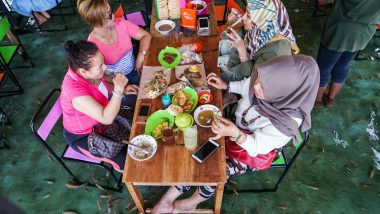 Get a Fish Pedicure While You Eat! Indonesian Restaurant Soto Cokro Kembang Introduces Two-in-One Offer