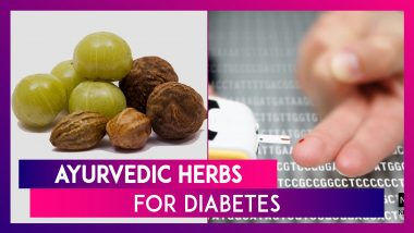 World Diabetes Day 2019: Ayurvedic Herbs To Lower Blood Sugar Levels Naturally!