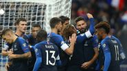 France vs Albania, UEFA EURO Qualifiers 2020 Live Streaming Online & Match Time in IST: How to Get Live Telecast of FRA vs ALB on TV & Football Score Updates in India
