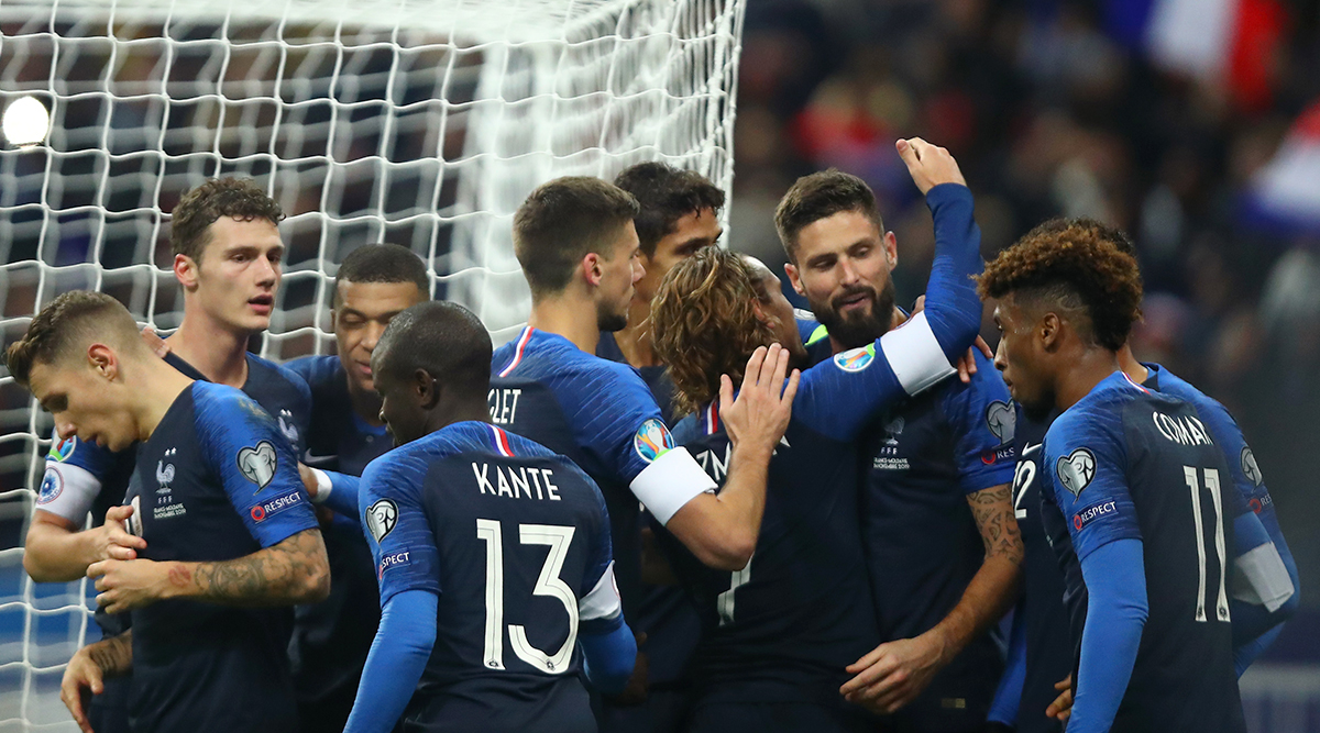 France Vs Croatia Live Streaming Online Uefa Nations League 2020 21 Get Match Free Telecast Time In Ist And Tv Channels To Watch In India Latestly
