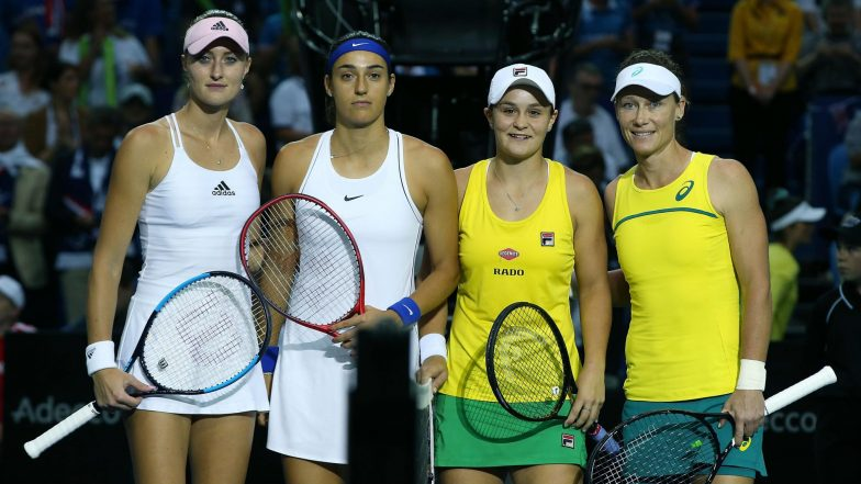 Fed Cup 2019: Kristina Mladenovic, Caroline Garcia Guide France to First Title in 16 Years, Beat Australia 3–2 in Thrilling Final