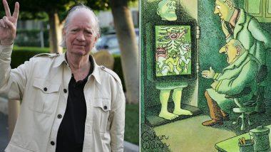 Cartoonist Gahan Wilson Passes Away at 89; Twitterati Remember His Offbeat Artwork Portraying Horror, Fantasy And Dark Comedy!