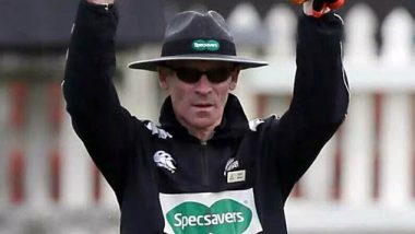 Garth Stirrat, the Fourth Umpire in England vs New Zealand 3rd T20I 2019, Is a Former Porn Star