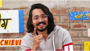 Bhuvan Bam's New Single 'Ajnabee' Tops the iTunes Music Chart in India