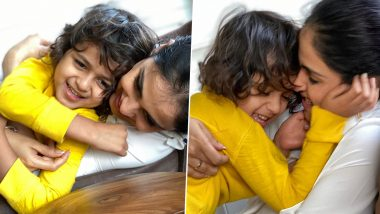 Genelia and Riteish Deshmukh's Son Riaan Turns 5 Today, Actress' Heartwarming Post for Her First Born Is a Must Read