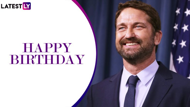 Gerard Butler Birthday Special: Not Just 300, These 5 Performances of the Actor are Equally Amazing and Must Be Appreciated More!
