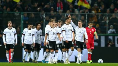 Germany vs Switzerland Live Streaming Online, UEFA Nations League 2020–21: Get Match Free Telecast Time in IST and TV Channels to Watch in India