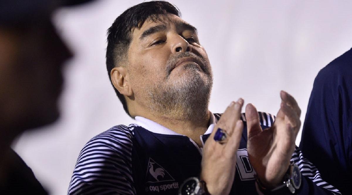 Diego Maradona's 10-Man Gimnasia La Plata Hold Banfield to 1–1 Draw