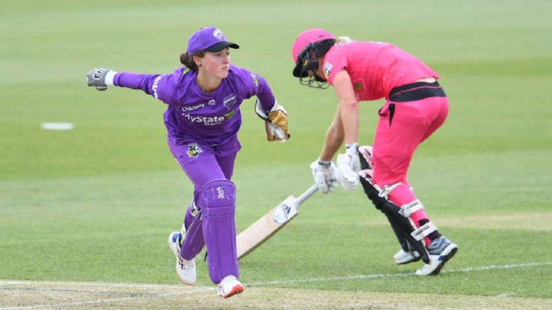 Emily Smith Banned For Remaining Big Bash League Women's Season, After Hobart Hurricanes Wicket-keeper Shares Video From Restricted Area