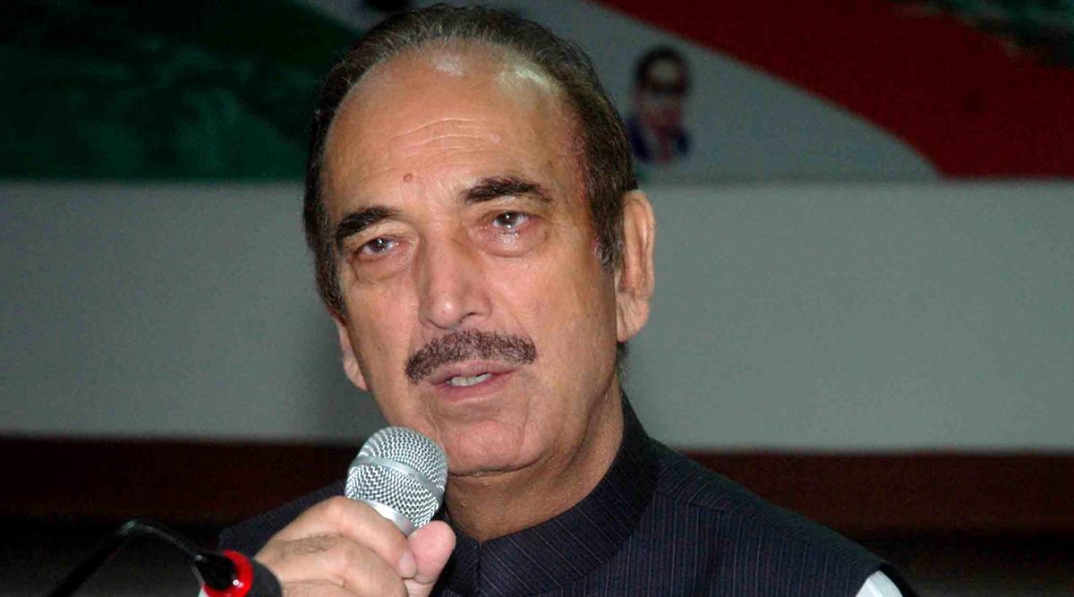 Farooq Abdullah, P Chidambaram Must be Allowed to Attend Parliament's Winter Session, Demands Congress MP Ghulam Nabi Azad