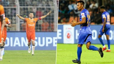 FCG vs MCFC Head-to-Head Record: Ahead of ISL 2019-20 Clash, Here Are Match Results of Mumbai City FC VS FC Goa Last 5 Encounters in Indian Super League
