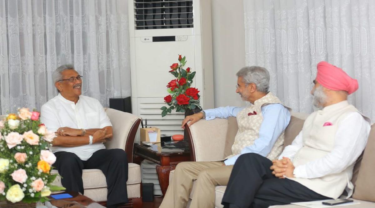 Newly-Elected Sri Lankan President Gotabaya Rajapaksa to Visit India on Nov 29, Says S Jaishankar