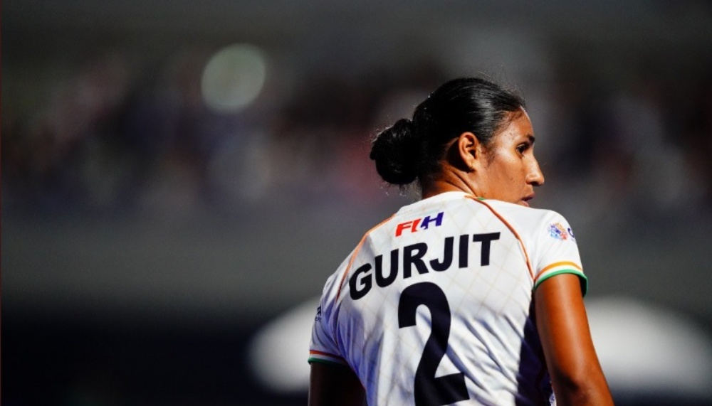 Gurjit Kaur's Double Helps Indian Women's Hockey Team Thrash USA 5-1 in Olympic Qualifiers 2019