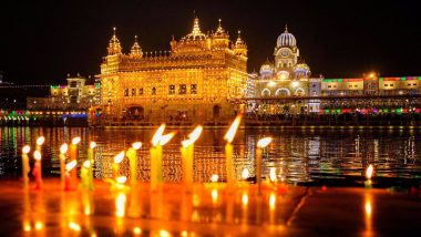 550 Years of Guru Nanak Dev Ji: Stunning Images of Parkash Purab (Gurpurab) Celebration in India