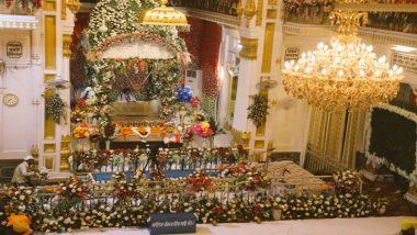 550th Parkash Purab Celebration Photos: Devotees Share Gurpurab Images and Videos Marking Guru Nanak Dev Ji Jayanti Around The World