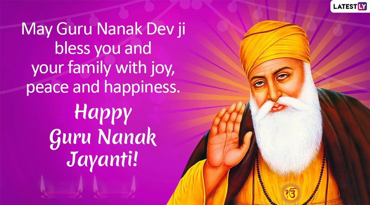 550 Parkash Purab Images Guru Nanak Jayanti 2019 Wishes Gurpurab Whatsapp Stickers Gif Greetings Messages Sms Quotes And Photos To Send On Guru Nanak Dev Ji Parkash Utsav Latestly