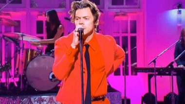 Harry Styles Robbed at a Knife-Point in London on 2020 Valentine's Day