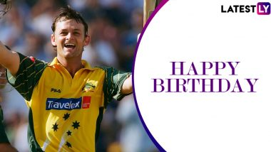 Happy Birthday Adam Gilchrist: 5 Times When The Talismanic Wicket-Keeper-Batsman Destroyed the Opposition Single-Handedly