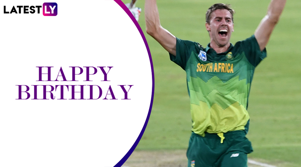 Happy Birthday Anrich Nortje: Look at 3 Spectacular Spells by the South African Pacer As He Turns 26