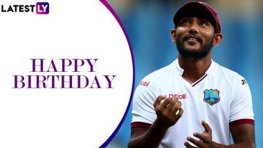 Happy Birthday Devendra Bishoo: Best Spells Bowled by the Caribbean Leg Spinner